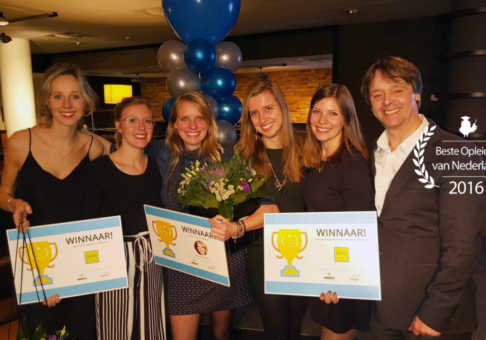 Zes leerpunten uit de Beste Opleider van Nederland 2016 awards