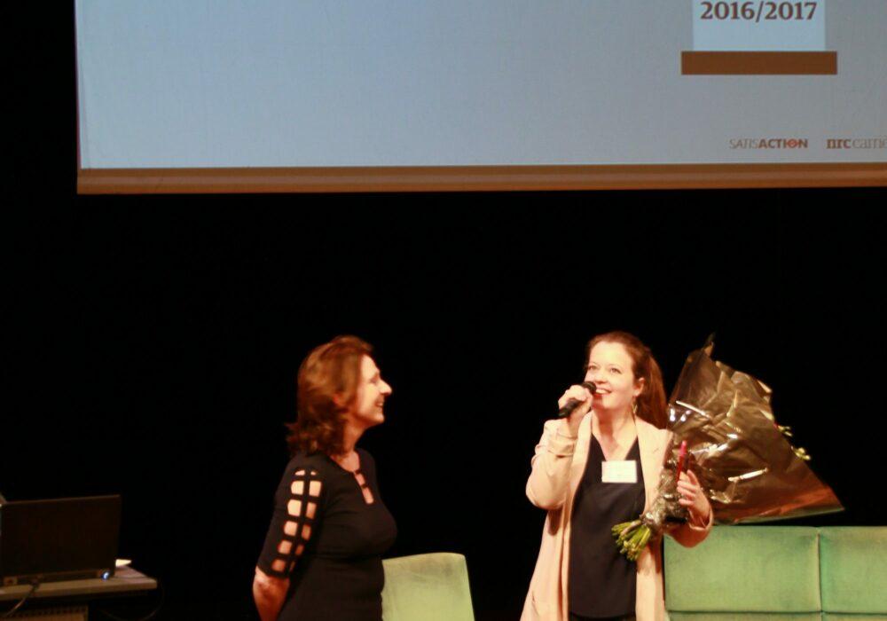 Goed werkgeverschap: Opnieuw in de Top 3 bij de NRC Carrière Helden-awards
